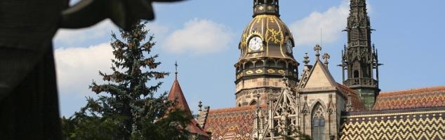 Košice – we live it, you'll love it!