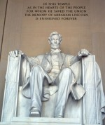 Historical Delights in the Lincoln Memorial