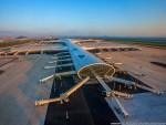 China opens futuristic airport terminal