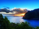 Photo of the Moment: Sunrise on the Road to Hana, Maui