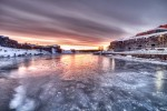 Photo of the Moment: Sunrise at Finland's Frozen Fortress, Helsinki