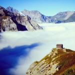 Instagram of the Moment: A House in the Clouds, Switzerland