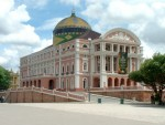 Teatro Amazonas The Amazon Theatre