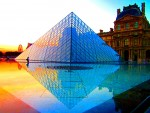 Photo of the Moment: The Louvre at Sunset, Paris