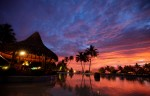 Photo of the Moment: Another Tahitian Sunset