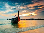 Photo of the Moment: A Longboat Ashore in Krabi, Thailand