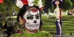 Feeling alive on Dia de Los Muertos