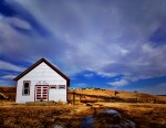 Photo of the Moment: Lone One-room Schoolhouse in Montana