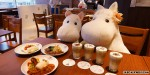 Not only the lonely: Moomin Cafe arrives in Hong Kong