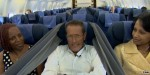Richard Quest: A new way to get privacy in economy class?