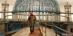 The Spanish monk who built his own cathedral from scrap