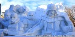 Impressive. Most Impressive: Sapporo Snow Fest turns to dark side
