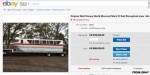 How much would you pay for a Disney monorail cab?