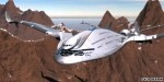 Triple-deck plane of future could hold 800