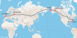 Drive from Europe to the U.S.? Russia proposes massive superhighway