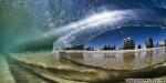 Daring photog turns waves into dazzling 'water mountains'