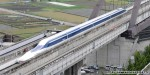 Japanese train sets world record: 603 kph