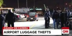 Hidden cameras reveal airport workers stealing from luggage
