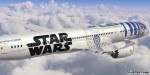 "May the force be with ANA's awesome new ""Star Wars"" airplane"