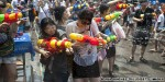 Thailand greets New Year with world's biggest water fight