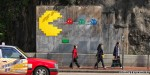 Space Invader: Street artist turns Hong Kong into 1980s video game