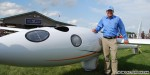 Pilot aims to fly super glider to the edge of space