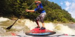 Whitewater paddleboarding: The newest way to ride a river
