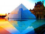Photo of the Moment: Sunset Over the Louvre, Paris