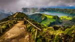 Photo of the Moment: Pathway to the Twin Lakes, Sao Miguel